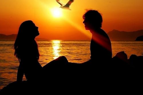 情侣抠图背景素材求婚