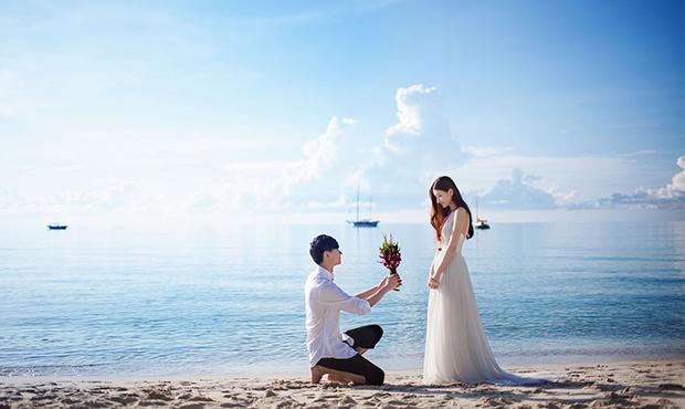 求婚说什么 浪漫求婚的话语怎么说