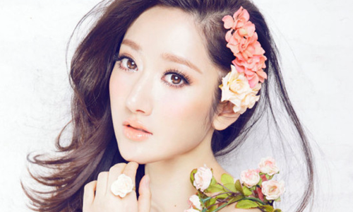 2017新娘妆容图片图片