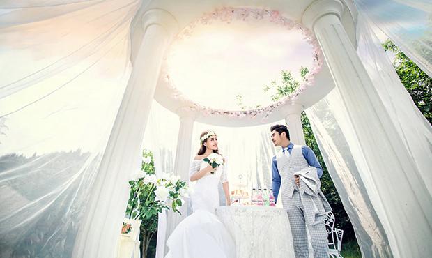 北京花海阁婚礼策划_北京婚庆 盛世婚典